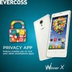 Evercoss Winner X, Smartphone Android Murah Dengan Kamera 8 MP