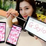 LG G Stylo, Smartphone Android Lollipop Stylus Pen Berprosesor 64-bit
