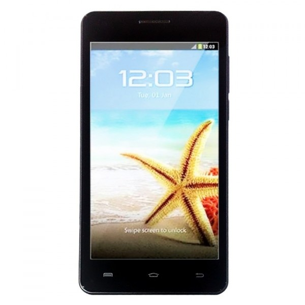 Advan Vandroid S50, Smartphone Android Murah Berlayar 5.0 inchi