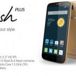 Alcatel Flash Plus, Smartphone Selfie Sejutaan Dengan Baterai Tahan Lama