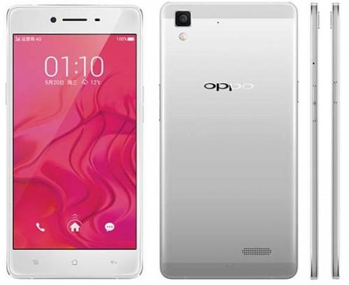 Oppo R7, Smartphone Berkamera 13 MP Prosesor Octa-Core 64-bit