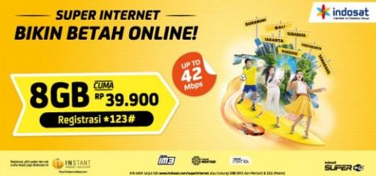 Daftar Paket Internet Indosat (IM3) 2015