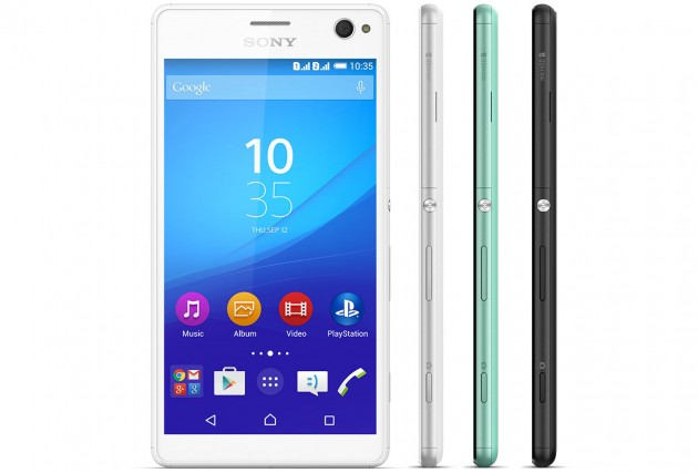 Sony Xperia C4, Smartphone Android Untuk Selfie Berprosesor Octa-Core
