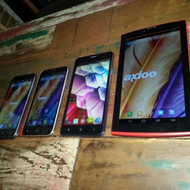 Picophone M4, Picophone M4U, Picophone L1 dan Picopad S2. Smartphone dan Tablet Sejutaan Axioo