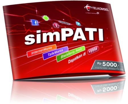 Paket Internet Telkomsel Simpati