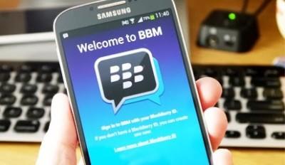 Cara Mengganti Tampilan Tema BBM Android Dengan Mudah