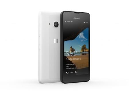 Spesifikasi dan Harga Baru Microsoft Lumia 550