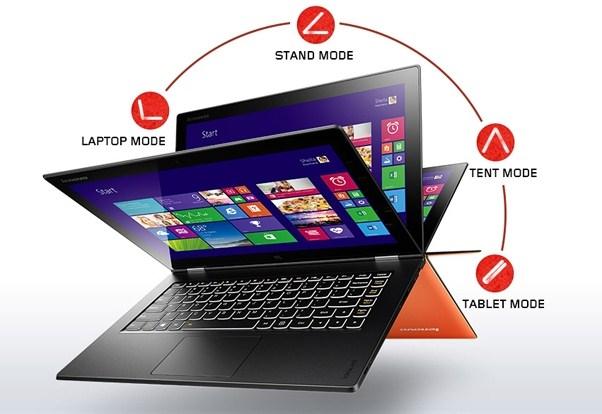 Spesifikasi dan Harga Lenovo Yoga 900