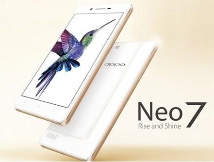 Harga Baru Oppo Neo 7 Indonesia