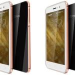 Advan i5A Glassy Gold, Smartphone 4G LTE Stylish RAM 2 GB