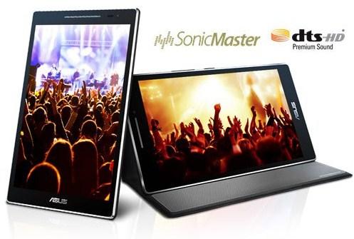 Asus ZenPad Theater, Tablet Dengan Speaker DTS-HD Premium