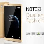 Infinix Note 2, Smartphone Layar Besar 5.98 Inchi Baterai Tahan Lama 4000 mAh
