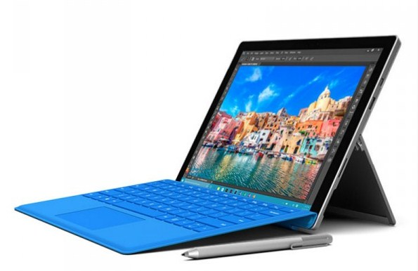 spesifikasi dan harga Microsoft Surface Pro 4