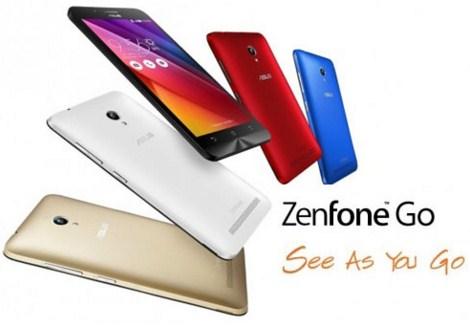 Spesifikasi dan Harga Asus Zenfone Go ZC451TG
