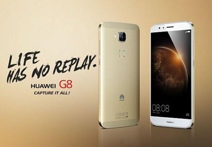 spesifikasi dan harga Huawei G8