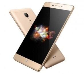 ZTE Blade A711 Gold, Smartphone Elegan Dengan Casing Almunium