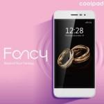 Coolpad Fancy, Smartphone Layar 4.7 Inchi 2.5D Arc Glass Design
