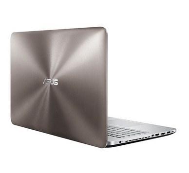 Asus VivoBook Pro N552VX-FW120T, Laptop Multimedia Layar Besar 15.6 Inchi