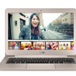 Asus ZenBook UX305UA, Notebook Tipis dan Ringan Layar 13.3 Inchi QHD