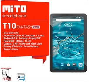Spesifikasi dan Harga Baru Mito Fantasy T10 Pro