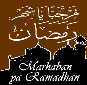 Gamabar Keren Marhaban Ya Ramadhan