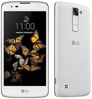 LG K8 Putih