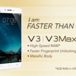 Harga Vivo V3, HP Android Berfitur Fast Charging & Fingerprint