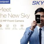 Spesifikasi Harga Coolpad Sky 3, Smartphone Berlayar Sentuh 2.5D