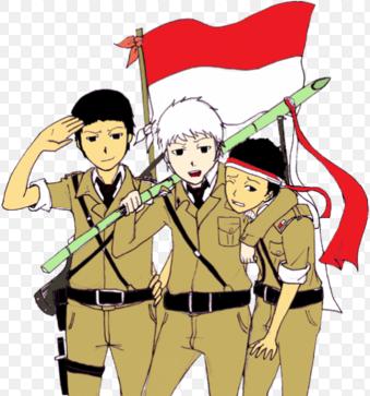 Gambar Indonesia Merdeka Animasi