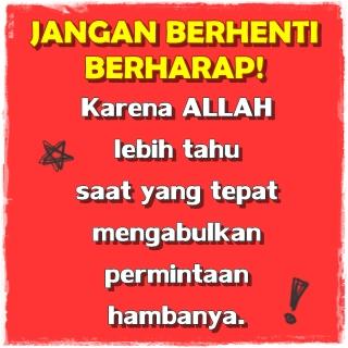 DP BBM Kata Bijak Islami