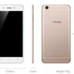 Vivo Y55, Hp Android 2 Jutaan Yang Cocok Untuk Penggemar Selfie