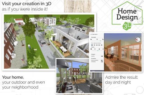 6 Aplikasi Desain Rumah 3d Android Offline Gratis Untuk