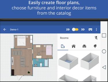 aplikasi desain rumah android untuk pemula