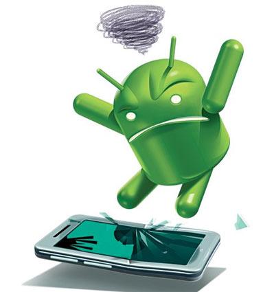 Android-Lambat