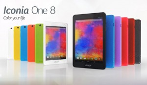 Acer Iconia One 8 B1-820, Tablet Android Lollipop Berlayar 8 Inchi