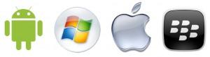 Perbandingan OS Android, Windows Phone, iOS dan BB