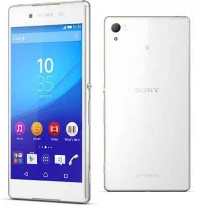 Sony Xperia Z3+, Smartphone Anti-Air Berkamera 20.7 MP