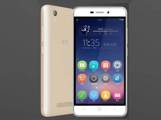 ZTE Q519T, Smartphone Sejutaan Dengan Baterai Berkapasitas Besar 4000 mAh