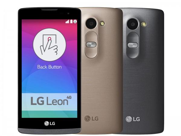 LG Leon, Smartphone Android Lollipop Sejutaan Layar 4.5 Inchi