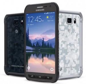 Samsung Galaxy S6 Active, Smartphone Premium Dilengkapi Sensor FingerPrint