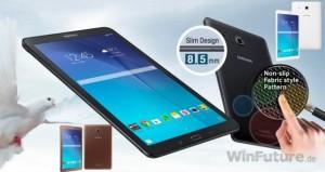 Spesifikasi Samsung Galaxy Tab E