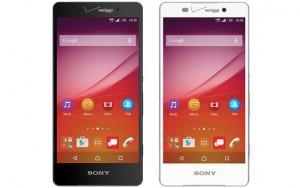 Spesifikasi Sony Xperia Z4v