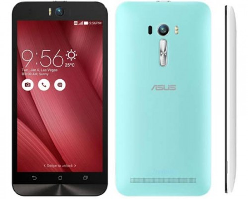 Asus ZenFone Selfie, Smartphone Berprosesor Octa-Core Kamera 13 MP