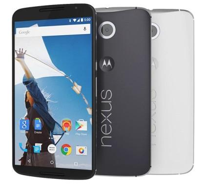 Spesifikasi dan Harga Motorola Nexus 6