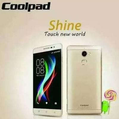 Spesifikasi dan Harga Coolpad Shine