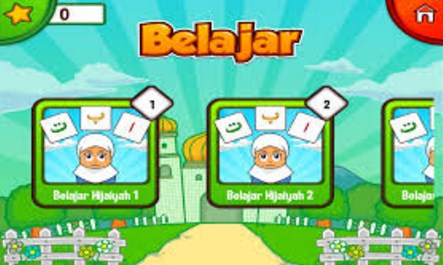 Aplikasi Game Anak Android