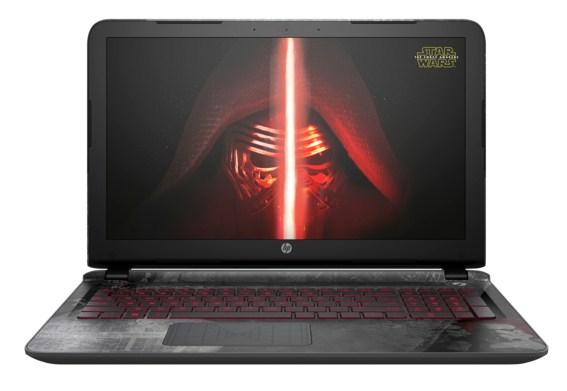 Spesifikasi dan harga HP Star Wars Special Edition (15-AN010TX)