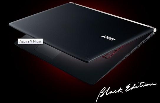 Acer Aspire V Nitro 15, Laptop Gaming 15 Inchi Desain Tipis