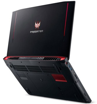 Spesifikasi dan Harga Acer Predator 17, Laptop Gaming Spek Tinggi 2016