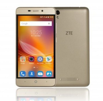 ZTE Blade A452, Smartphone Sejutaan Baterai Jumbo 4000 mAh